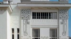 szesessziós ház